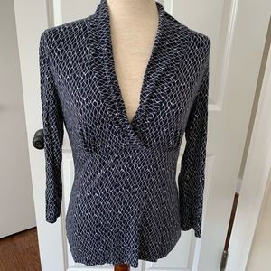 Ann Taylor long sleeve top